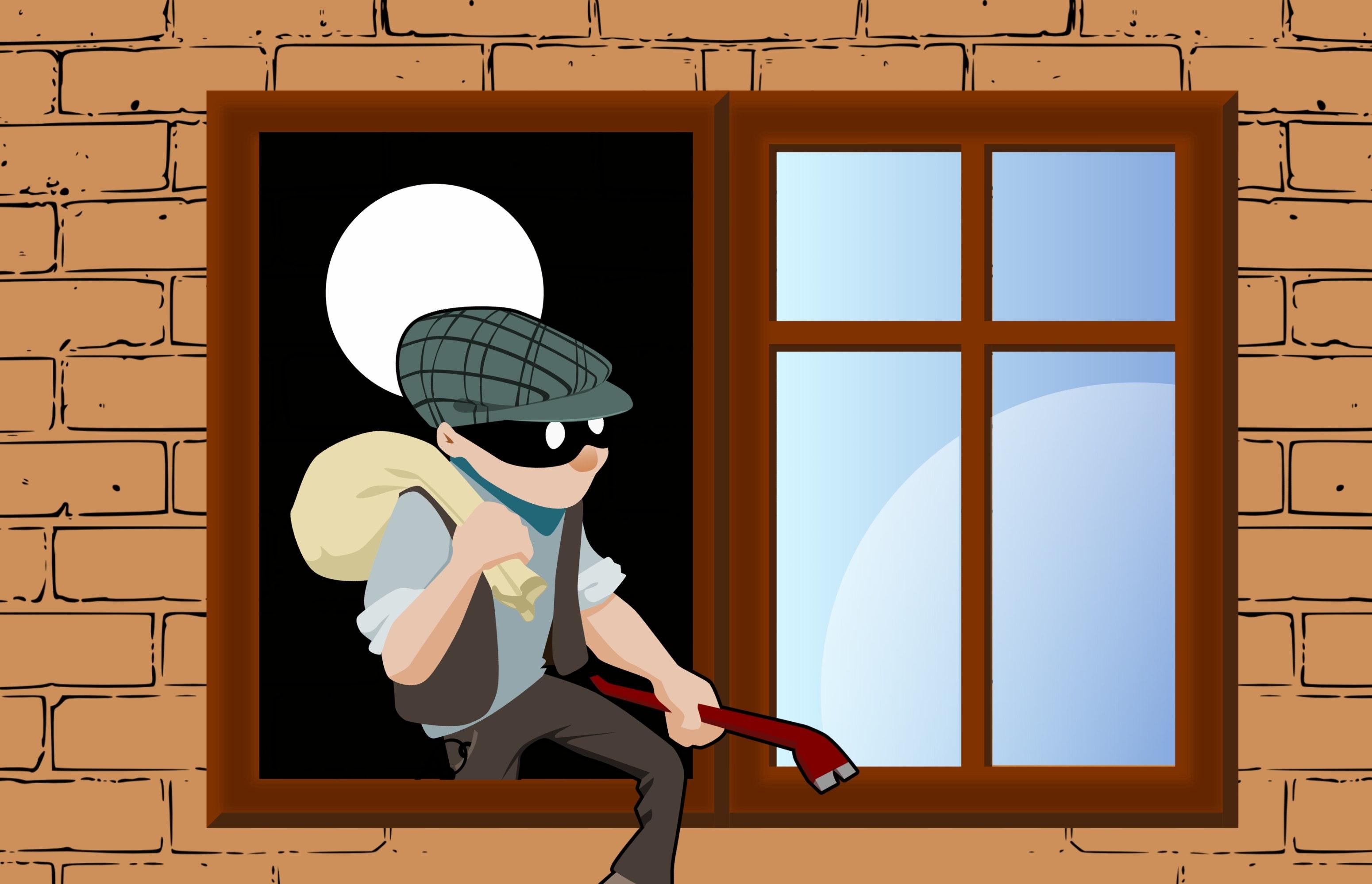 Kontaktrony - ochrona drzwi i okien