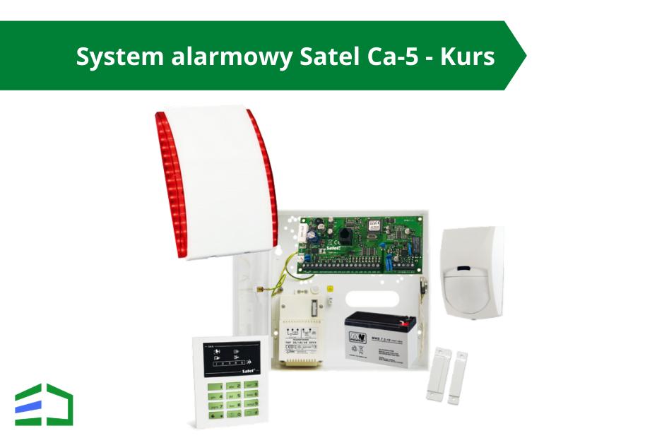 System alarmowy CA-5
